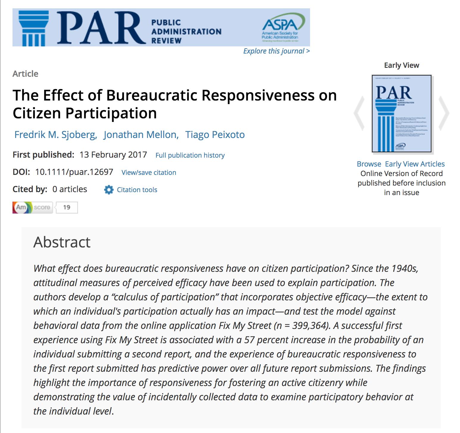 parart-responsiveness-participation